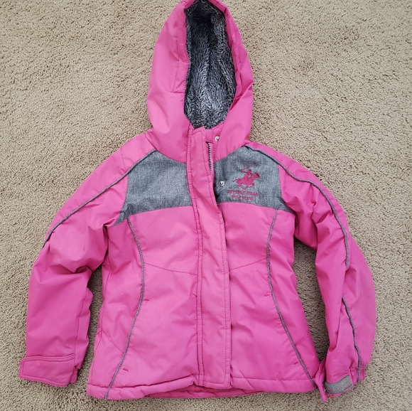 Beverly Hills Polo Club girls winter coat